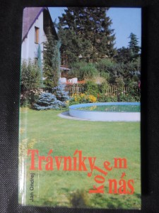 náhled knihy - Trávníky kolem nás