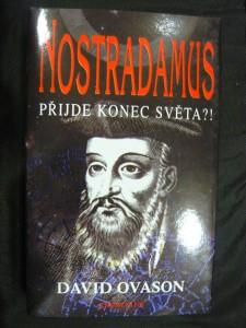 náhled knihy - Nostradamus : přijde konec světa?!