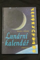 náhled knihy - Lunární kalendář : jak využívat lunární cykly v každodenním životě
