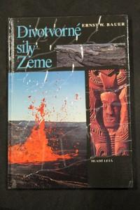 náhled knihy - Divotvorné sily Zeme