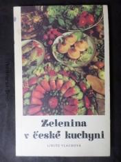 náhled knihy - Zelenina v české kuchyni