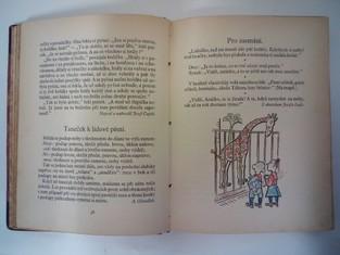 náhled knihy - Radost : Časopis pro nejmladší dorost českoslov. červeného kříže