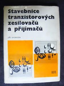 náhled knihy - Stavebnice tranzistorových zesilovačů a přijímačů