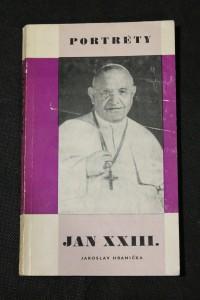 náhled knihy - Portréty: Jan XXIII.