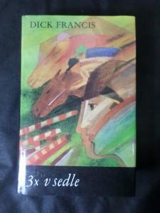 náhled knihy - 3x v sedle