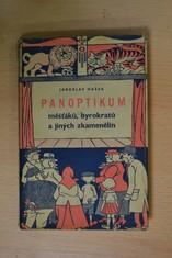 náhled knihy - Panoptikum mešťáků, byrokratů a jiných zkamenělin