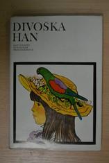 náhled knihy - Divoška Han