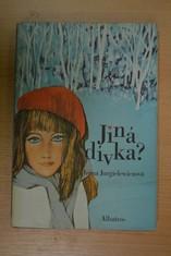 náhled knihy - Jiná dívka?