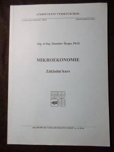náhled knihy - VUT Brno: Mikroekonomie - základní kurs