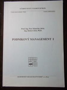 náhled knihy - VUT Brno: Podnikový management I.