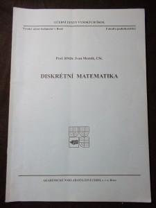 náhled knihy - Diskrétní matematika