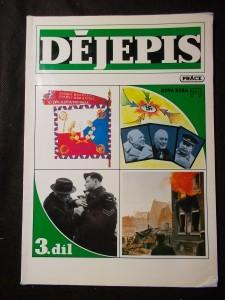 náhled knihy - Dějepis 3. Druhá světová válka a československý odboj