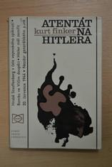 náhled knihy - Atentát na Hitlera