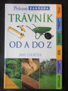 náhled knihy - Trávník od A do Z