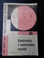 náhled knihy - Elektronika v motorovém vozidle