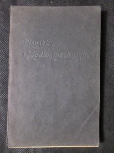 náhled knihy - Písničky \