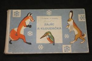 náhled knihy - Zajíc a klouzačka