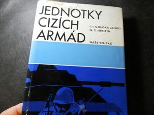 náhled knihy - Jednotky cizích armád