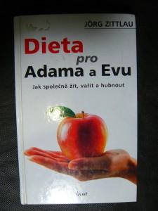 náhled knihy - Dieta pro Adama a Evu : jak společně žít, vařit a hubnout