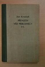 náhled knihy - Přehledy věd přírodních : Tělověda, zoologie, botanika 1./I.