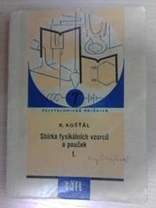 náhled knihy - Sbírka fysikálních vzorců a pouček I