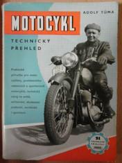 náhled knihy - Motocykl : Technický přehled