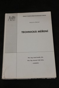 náhled knihy - Technická měření