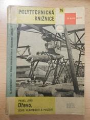 náhled knihy - Dřevo, jeho vlastnosti a použití