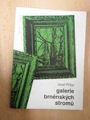 náhled knihy - Galerie brněnských stromů