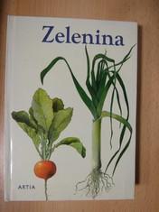náhled knihy - Zelenina