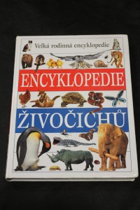 náhled knihy - Encyklopedie živočichů