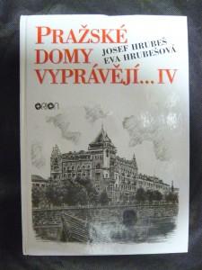 náhled knihy - Pražské domy vyprávějí... IV