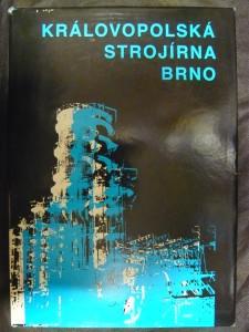 náhled knihy - Královopolská strojírna Brno