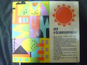 náhled knihy - Den v Československu