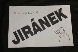 náhled knihy - Zakázaný Jiránek