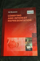 náhled knihy - Lobbying and interest representation : a textbook : prepared for the course on \