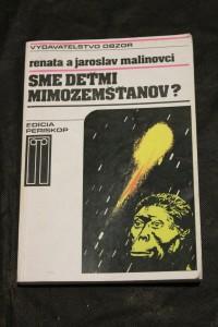 náhled knihy - Sme deťmi mimozemšťanov?