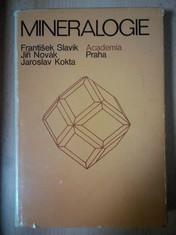 náhled knihy - Mineralogie