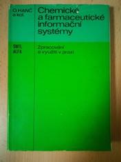 náhled knihy - Chemické a farmaceutické informační systémy : Zpracování a využití v praxi