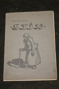 náhled knihy - Stín : Kniha epiky