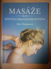 náhled knihy - Masáže proti běžným zdravotním potížím