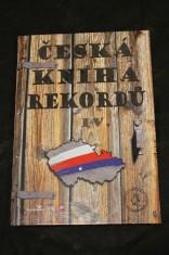 náhled knihy - Česká kniha rekordů IV.