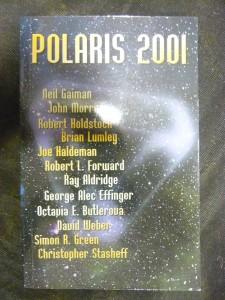 náhled knihy - Polaris 2001 : výroční sbírka povídek