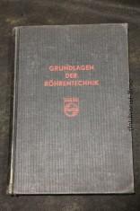 náhled knihy - Grundlagen der Rohrentechnik
