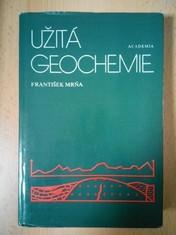 náhled knihy - Užitá geochemie