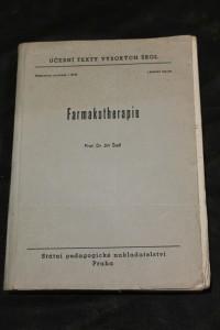 náhled knihy - Farmakotherapie praktického lékaře : [Určeno] pro posluchače lék. a farmaceutické fak.