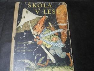 náhled knihy - škola v lese