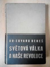 náhled knihy - Světová válka a naše revoluce : První díl