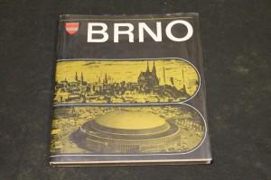 náhled knihy - Brno, věnování primátora města Brna 1977