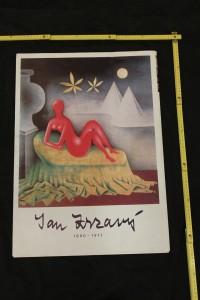 náhled knihy - Soubor reprodukcí: Jan Zrzavý 1890 -1977
